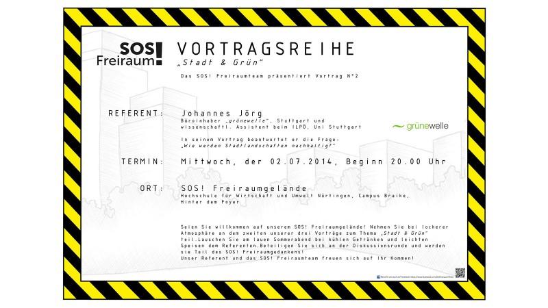 SOS-Freiraum-GrueneWelle-Vortrag