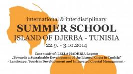 Summer School Island of Djerba, Tunisia