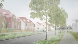 Neues Wohnen in der Gartenstadt Falkenberg