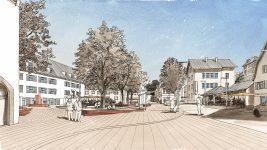 Neugestaltung Schmalzmarkt, Stuttgart Gablenberg