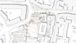 Neubau Bibliothek und Bürgerservice Stadt Jena