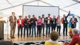 Festakt zur Einweihung der Neuen Ortsmitte Nufringen